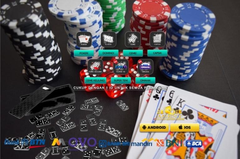 Deposit IDN Poker Menggunakan Dompet Elektronik JENIUS