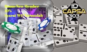 Bonus Deposit Poker IDN 100% Asli Indopoker303
