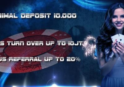 Situs IDNPLAY Bonus Deposit Terbesar