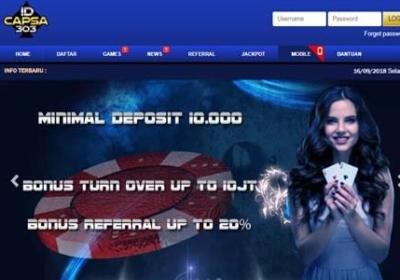 IDNPlay Server Permainan Terlengkap Betting Online