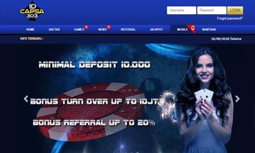 IDNPlay Server Permainan Terlengkap Betting Online