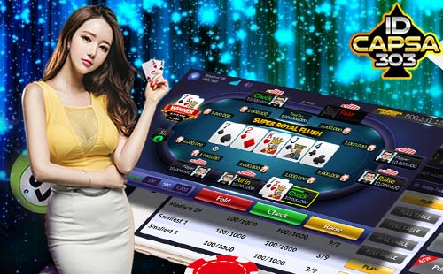 Agen Poker IDNPlay Terbaik Arena Betting Online